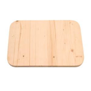 Vurenhouten plank