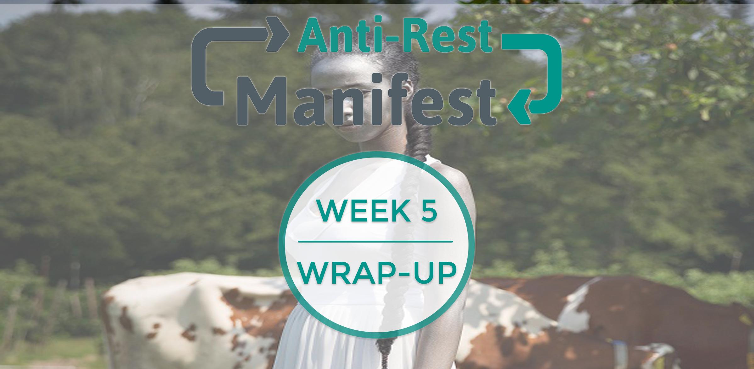 Anti-rest manifest